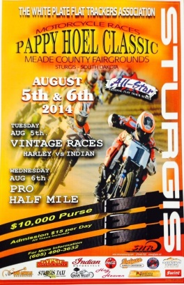 Races start at 11 am  Pit Pass $20 Admission $15 Kids Under 5 FREE!!!