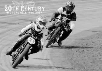 Brittney Olsen & Jim Wall Pappy Hoel Vintage Sturgis Races 2014